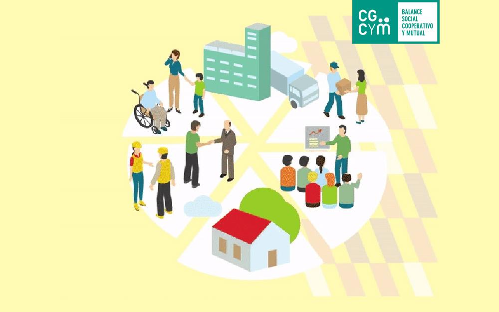 """Sobre los """"Informes Socioeconómicos de Cooperativas y Mutuales"""" establecidos por el INAES. Comunicado del Gabinete de Balance Social del CGCyM"""