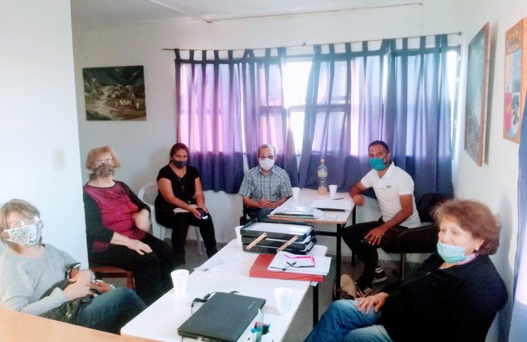 """CGCyM San Luis se integra a la """"Mesa de Participación, Articulación y Gestión"""" de Villa de Merlo"""