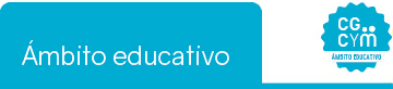 Ámbito educativo CGCYM