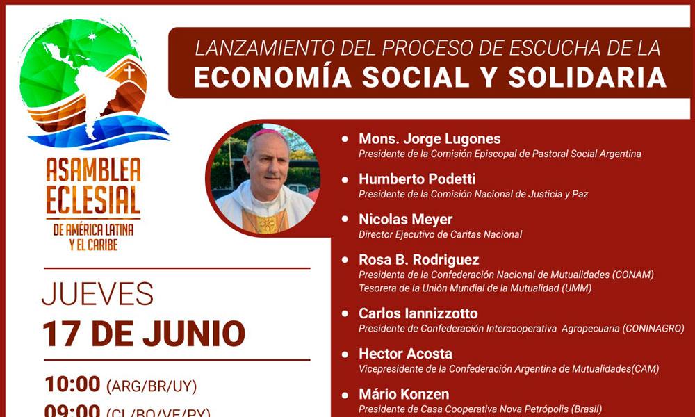 """El CGCyM participará del """"Proceso de Escucha de la Economía Social y Solidaria"""""""