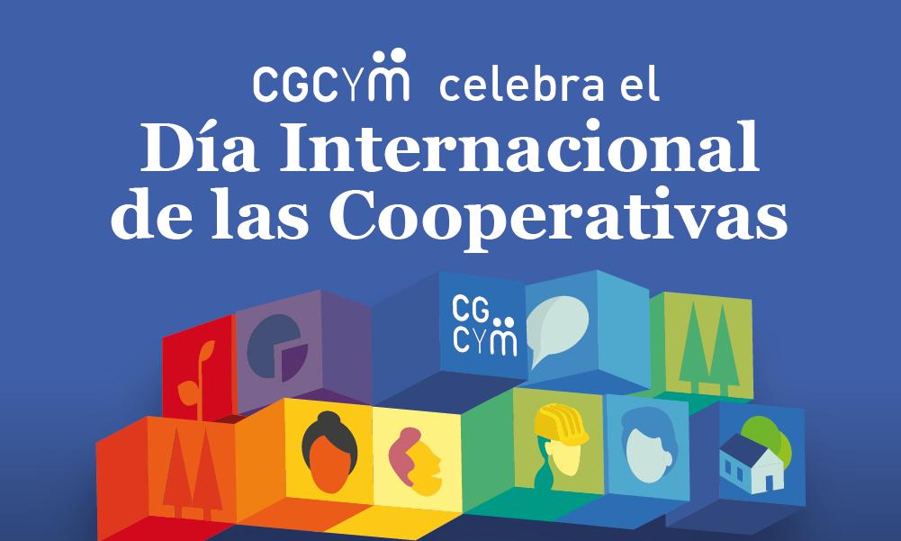 El CGCyM celebra el Día Internacional de las Cooperativas con un ciclo de actividades en todo el país