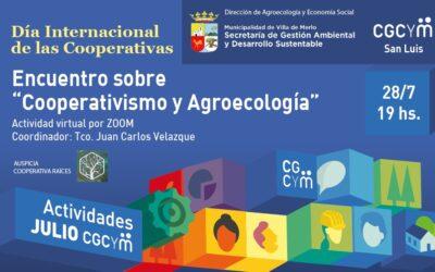 """CGCyM San Luis organiza un Encuentro sobre """"Cooperativismo y Agroecología"""""""