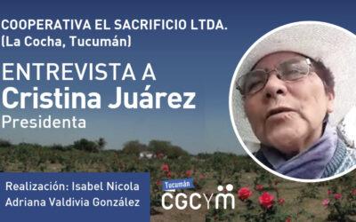 CGCyM Tucumán celebra el cooperativismo haciendo visible dos destacas experiencias asociativas