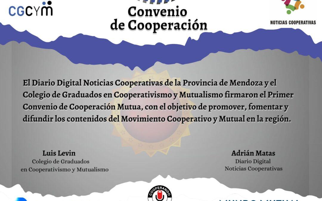 Noticias Cooperativas y el CGCyM se unen para potenciar la comunicación del sector